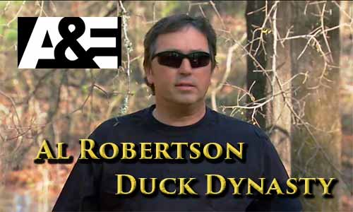 Duck Dynasty's Al Robertson Interview