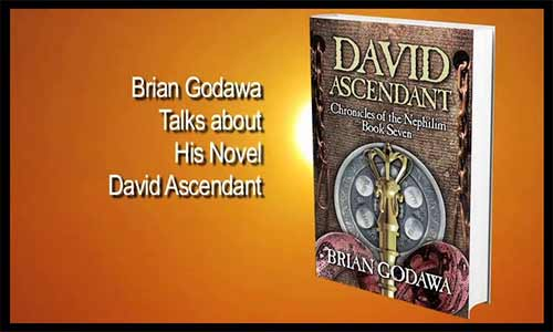 Brian Godawa Book David Ascendant At Rocking Gods House