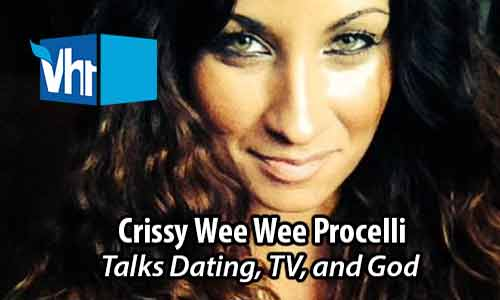 Crissy Wee Wee Procelli At Rocking Gods House