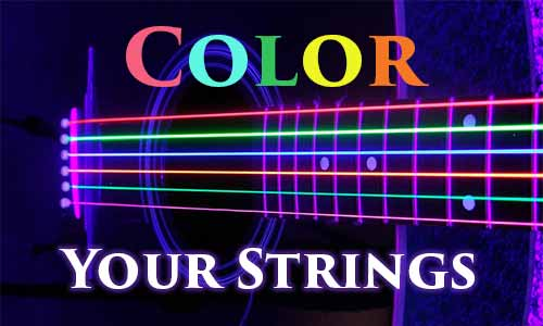 DR-Strings-Neon-Multi-Color-Strings-At-Rocking-Gods-House