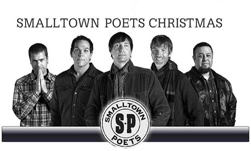 Smalltown Poets Christmas At Rocking Gods House