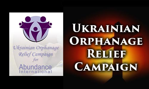 Ukrainian Orphanage Relief Campaign At Rocking Gods House