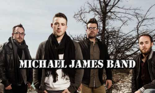 Michael James Band At Rocking Gods House