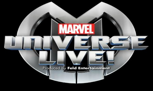 Storm from Marvel Universe Live at Rocking God's House (Logo)