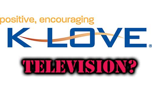 KLove Television Announcement At Rocking Gods House