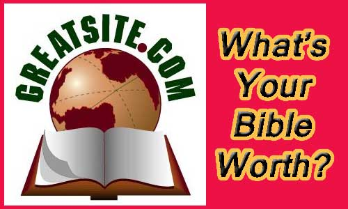 Great Site Antique Bibles At Rocking Gods House