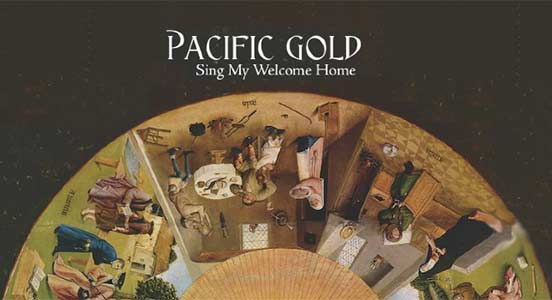 Pacific Gold Christian Artist At Rocking Gods House