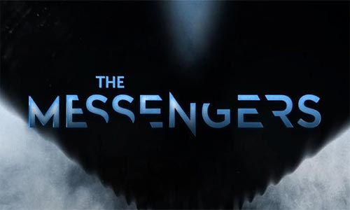 The Messenger Television Series on CW At Rocking Gods House