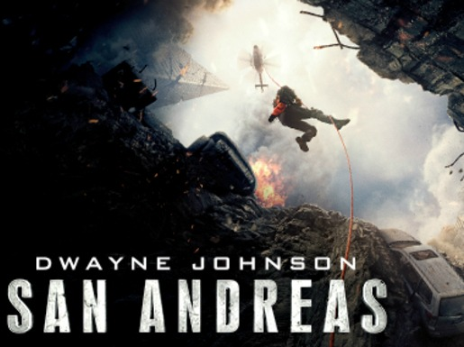 San Andreas movie with Dwayne Johnson - Christian Movie Review at Rocking God's House