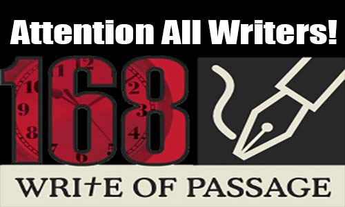 168 Write Of Passage Screenplay Contest
