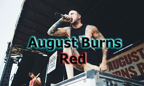 Jake Luhrs August Burns Red Interview At Rocking Gods House