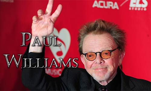 Paul Williams – Interview With A Legend