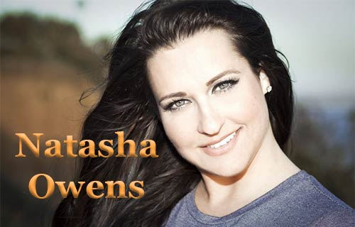 Natasha Owens At Rocking Gods House