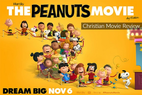 The Peanuts Movie - Christian Movie Review - Rocking God's House 1