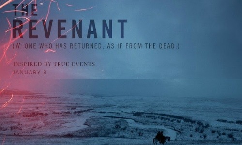 The Revenant (movie poster) - Rocking God's House Christian Movie Review