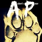 Aslan's Paw Logo Small