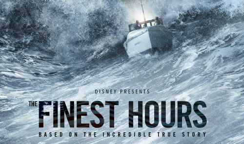 'The Finest Hours' a Family-Friendly Tale of Extraordinary Selflessness