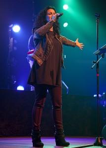 Plumb, Beautiful Offerings Tour, Redlands, CA, Feb. 5, 2016, Packinghouse Christian Fellowship. Photo Credit: Gerald Pierre