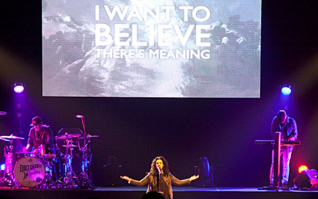 Plumb Talks Music, Ministry & Married Life in 2016