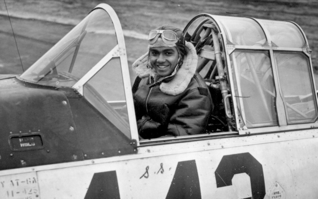'How One Tuskegee Airman Changed My Life': Producer Talks New Tuskegee Airmen Documentary
