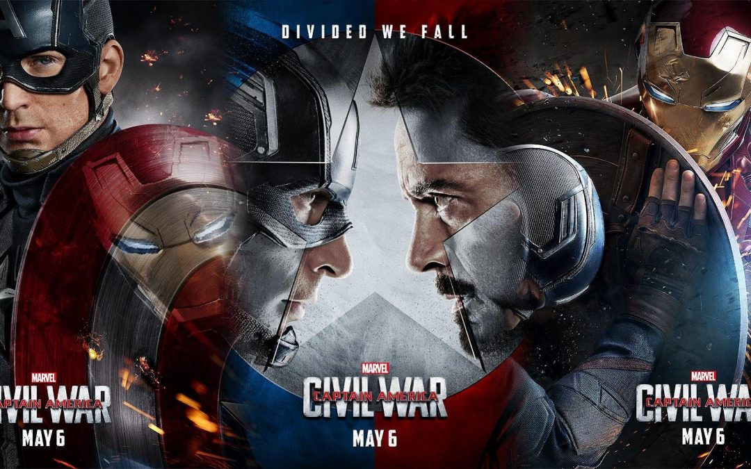 Captain America Civil War Christian movie review - Rocking God's House