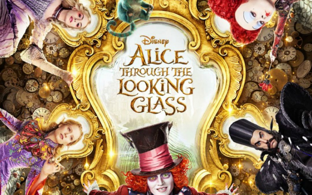 Alice Through the Looking Glass – Christian Movie Review