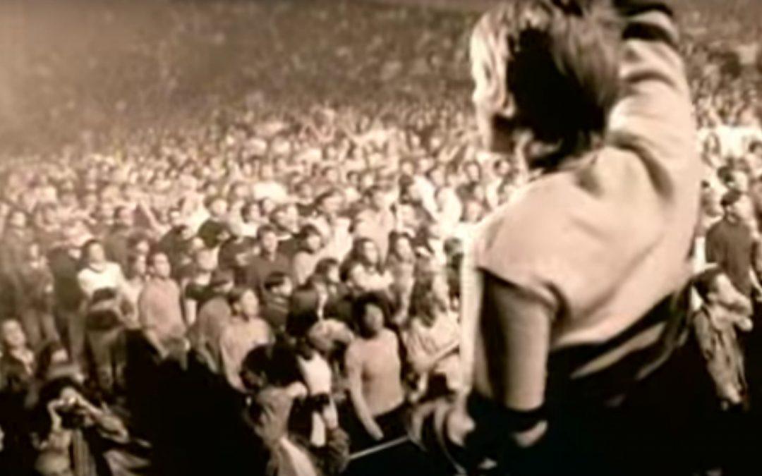 Throwback Thursday: dc Talk's 'Jesus Freak' Music Video