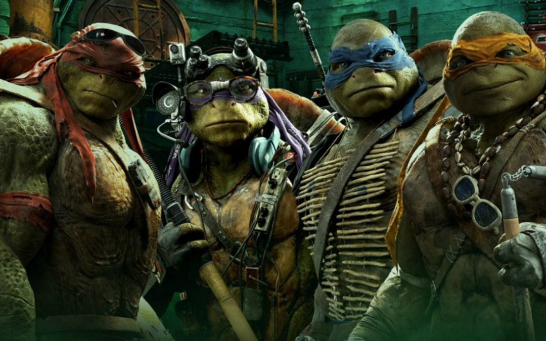 TMNT Out of the Shadows - Christian Movie Review feature p ic