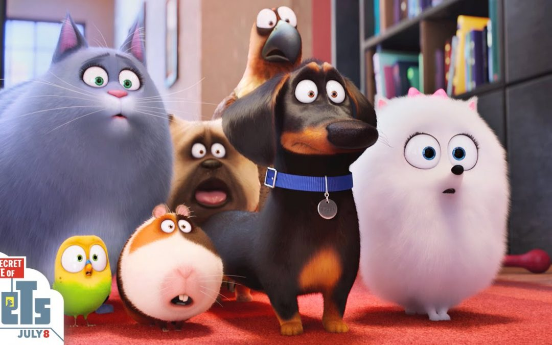 The Secret Life of Pets – Christian Movie Review (& Why the Film Was a Let Down)