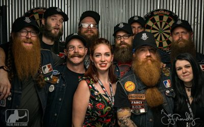 Behold the Glory of the National Beard & Mustache Championship on Labor Day Weekend