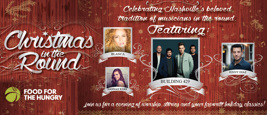 Hannah Kerr Joins Building 429 on 'Christmas in the Round Tour'