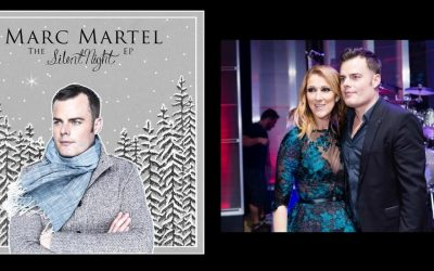 Marc Martel Releases First Solo Christmas Project 'The Silent Night EP'