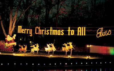 Christmas in Memphis (Featuring a Photo Gallery of Graceland, Sun Records, and More)