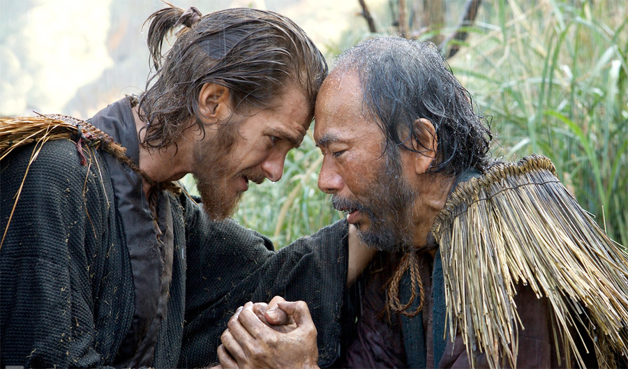 'Silence' Martin Scorsese Masterpiece on Blu-Ray 3/28 with In-Depth Bonus Content