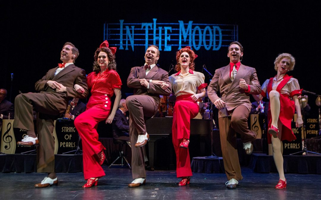 Amazing Live Show 'IN THE MOOD: America's Favorite Big Band Music' Coming to a Venue Near You