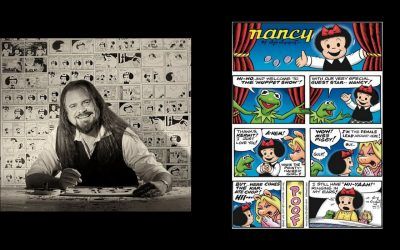New Hall of Legends Inductee Guy Gilchrist, Comic Strip Artist ('Nancy,' 'The Muppets'), Talks to Rocking God's House