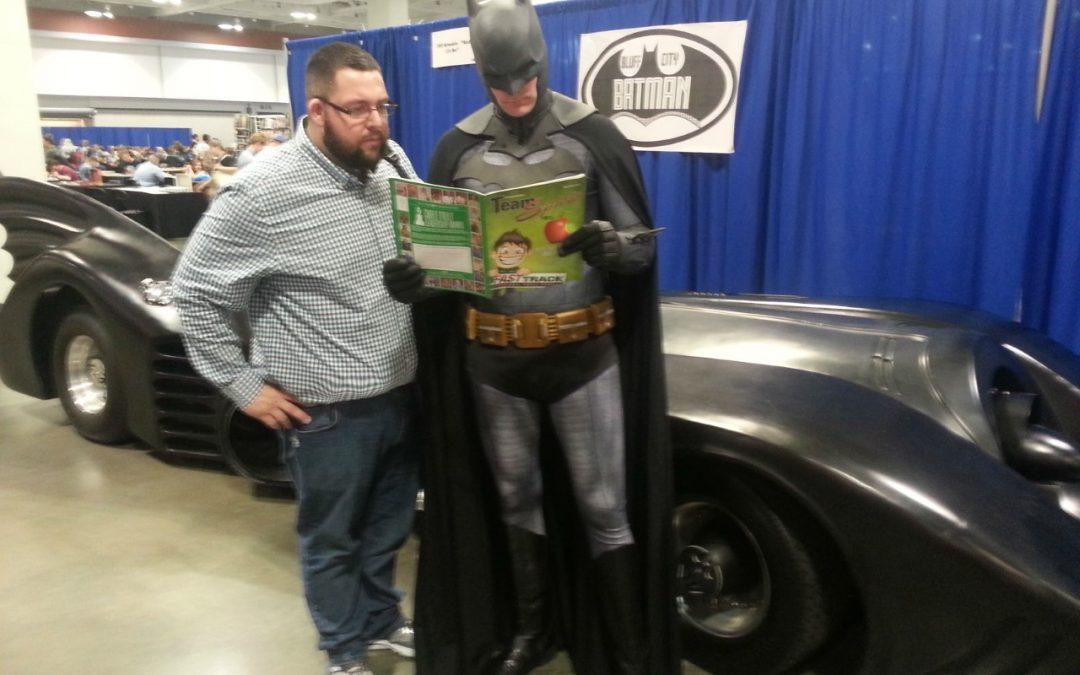 Wizard World Nashville Comic Con Interviews & Photos: Brian O'Halloran, Kato Kaelin, Hacksaw Jim Duggan, Thomas Ian Nicholas, Lou Ferrigno & More