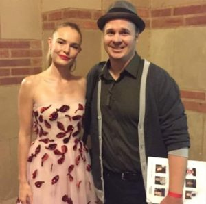 Kate Bosworth and Kevin Ott at The Long Road Home Premier for NatGeo