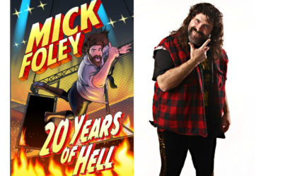 WWE Legend Mick Foley Talks to Rocking God's House About His Exciting New Show