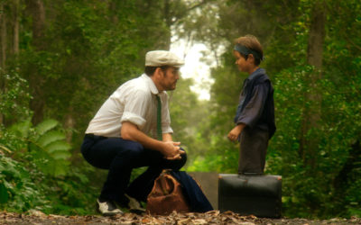 Director David L. Cunningham Talks New Jim Caviezel, Matt Dillon Movie 'Running For Grace'