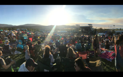 Concert Review: Plumb Rocks GraceFest in Palmdale, CA With Tracks From Her New Album 'Beautifully Broken'
